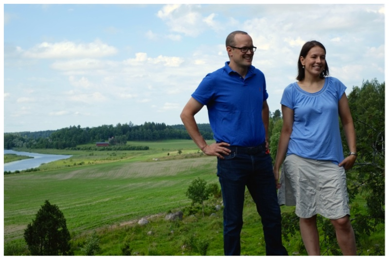 Fredrik ja Helena von Limburg Stirumin tila on vuoden ympäristöystävällisin maatila,