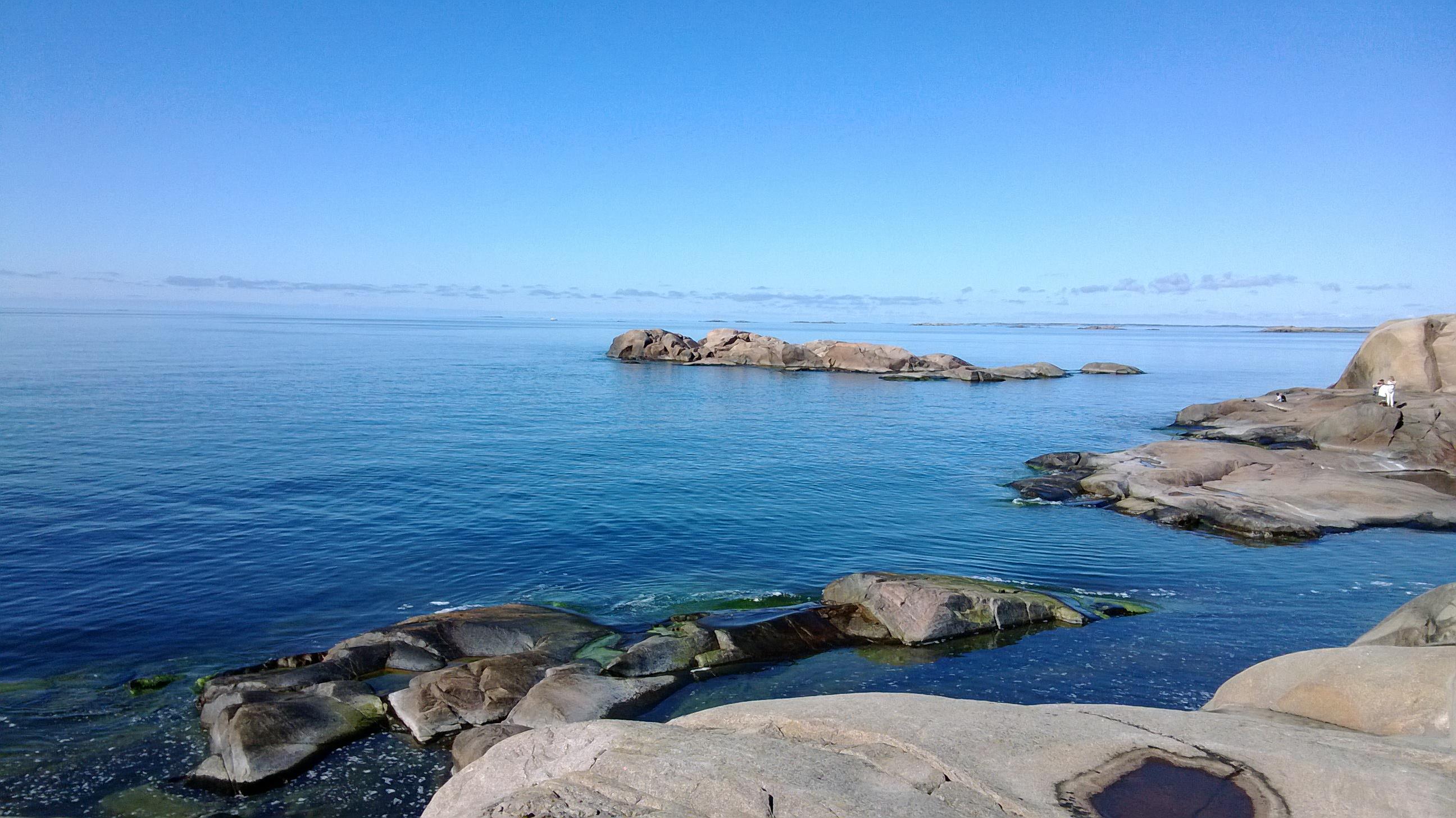 Vesistöystävälliset ruokavalinnat vaikuttavat paikallisesti mm. Saaristomeren tilan parantamiseen.