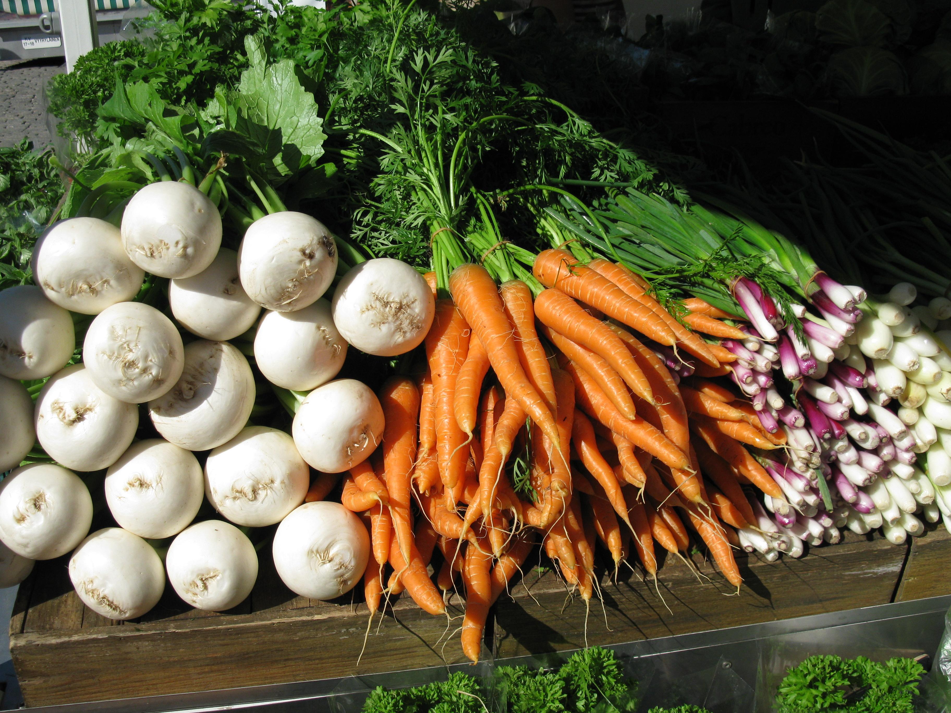 Lisää kasvistuotteita ruokavalioosi.