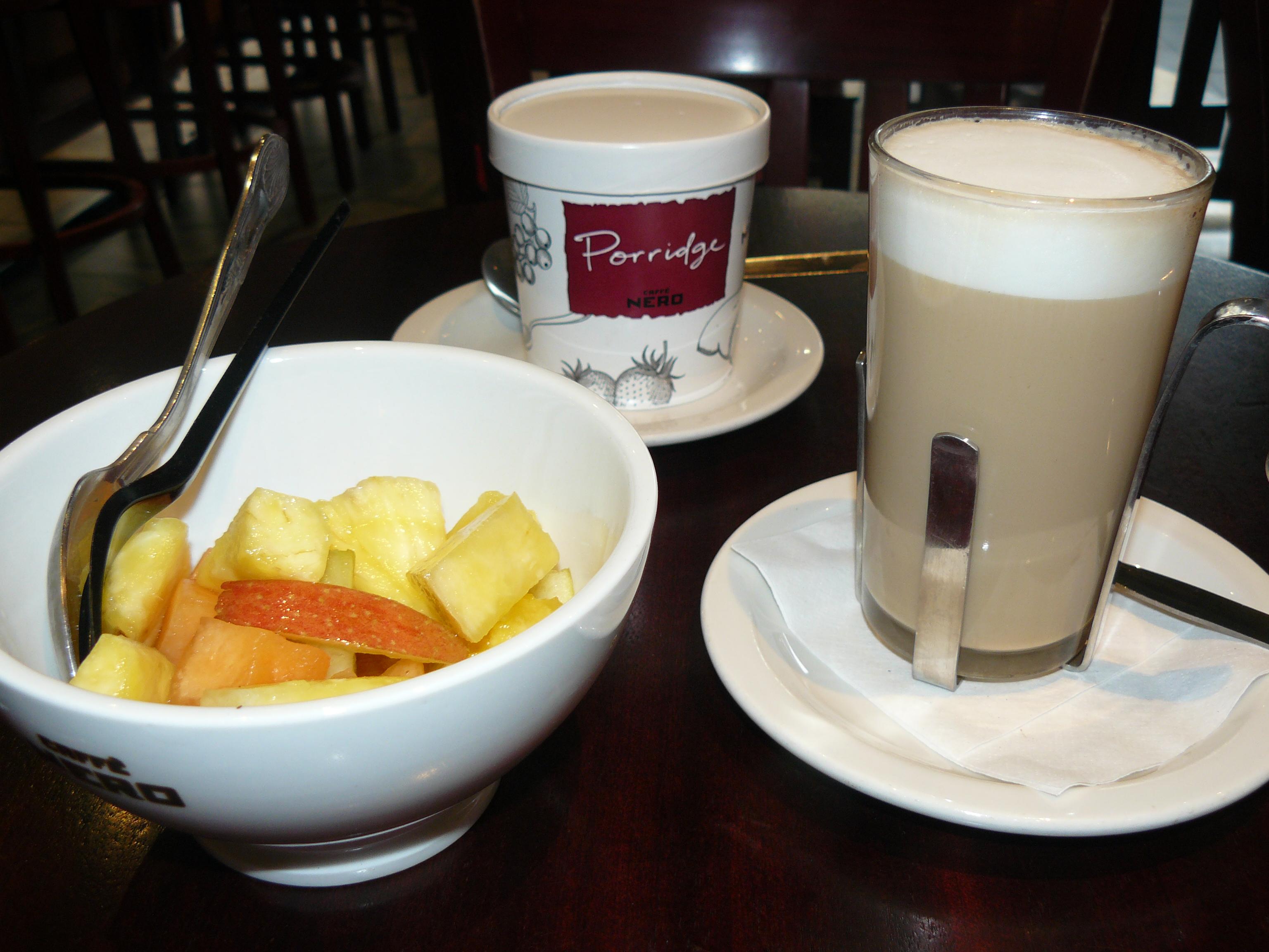 Neron porridge