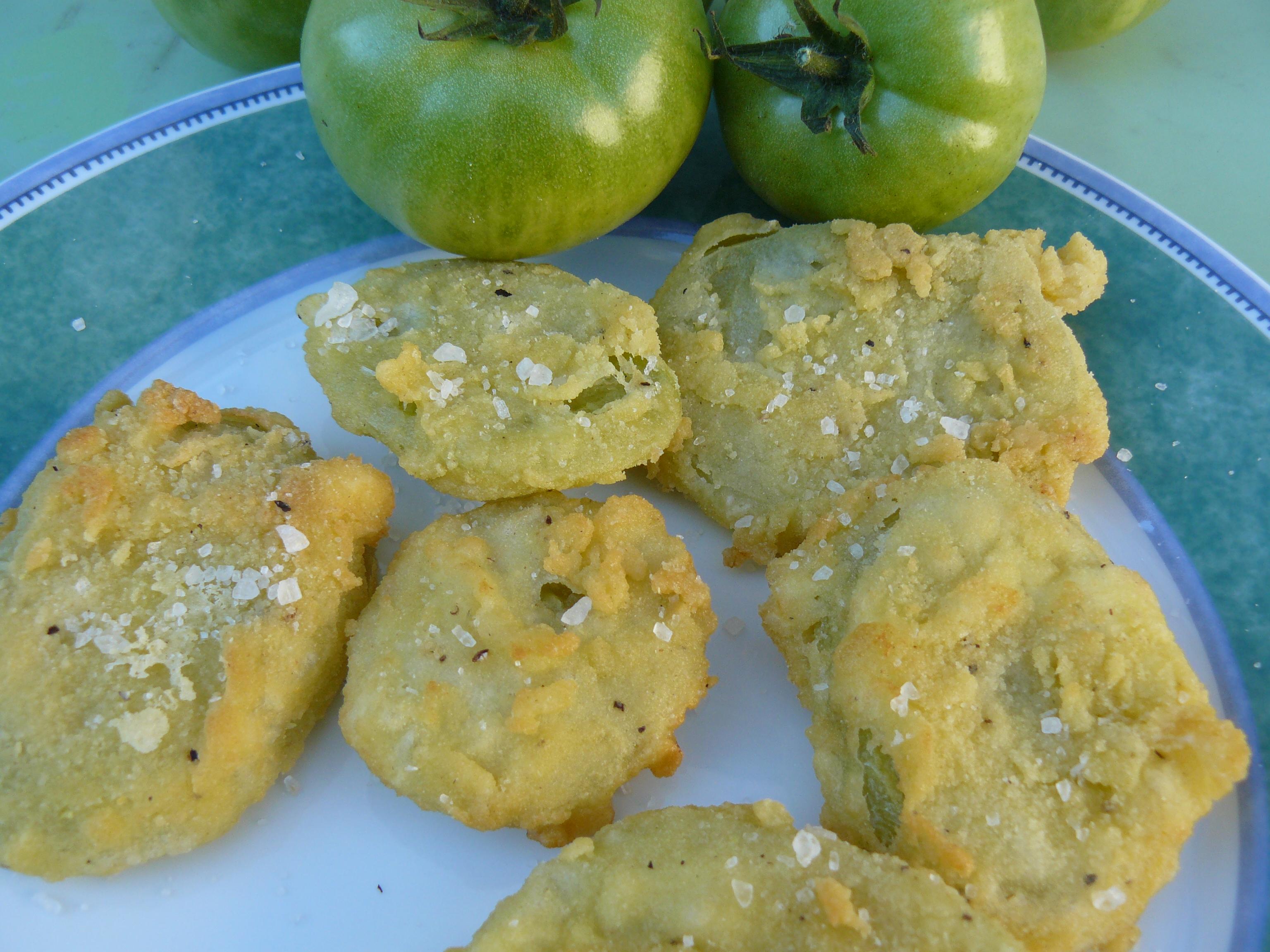 Vihreät Tomaatit