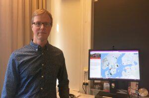 Rauli Lautkankare esittelee Joutsenmerkittyjä kohteita Pohjoismaissa