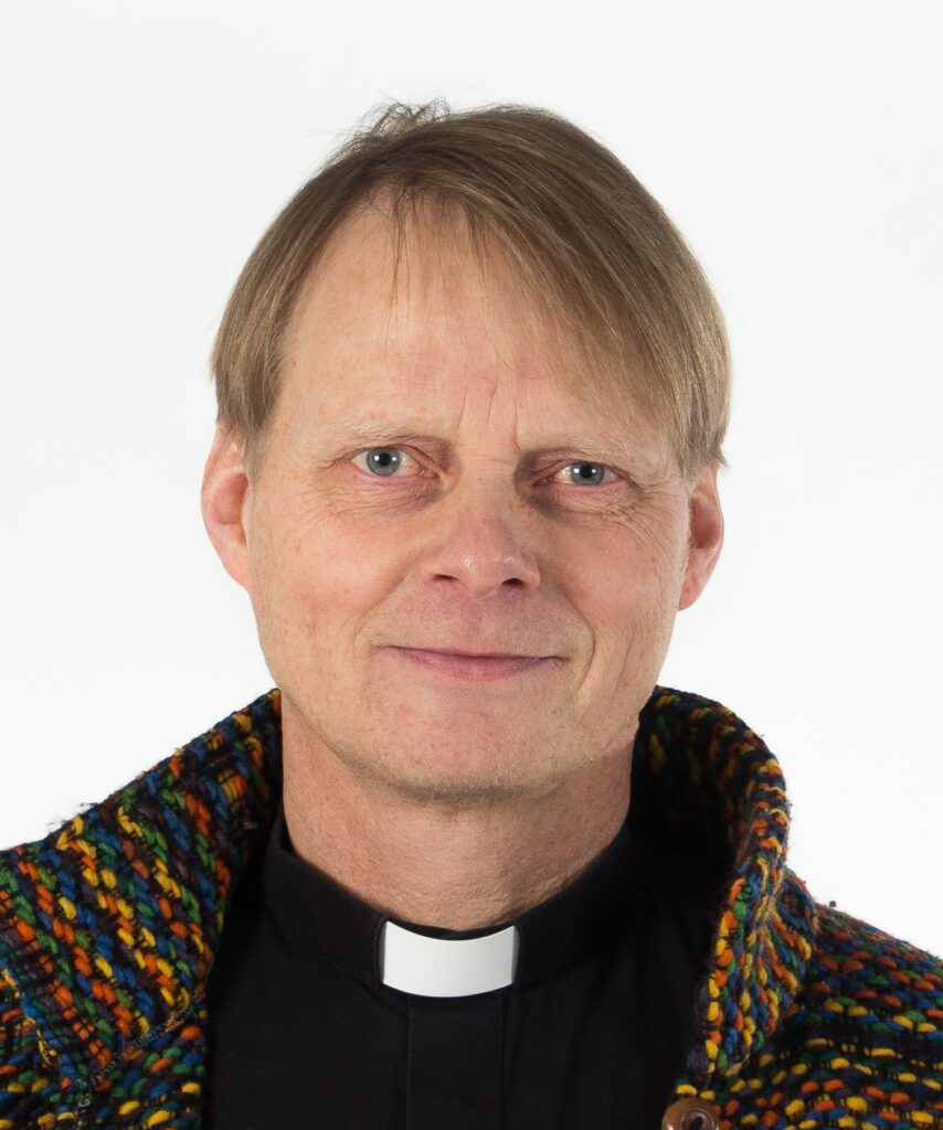 Rehtori Tapani Rantala