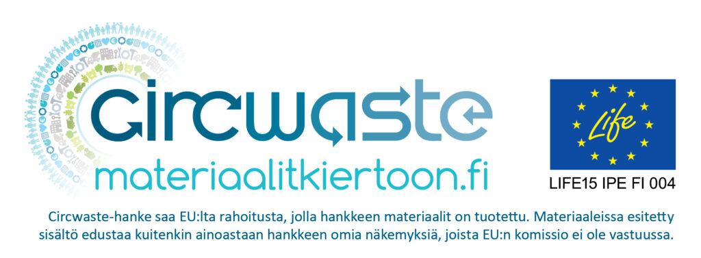 Circwaste-hankkeen logo
